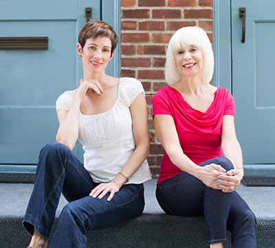 Olga Berest and Heather Berest